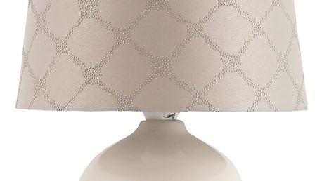 Rabalux 4380 Ellie stolní lampa, béžová