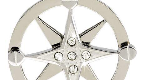 Fashion Icon Přívěsek kompas chirurgická ocel