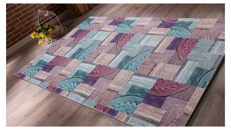 Odolný koberec Vitaus Hamock,120x160cm - doprava zdarma!