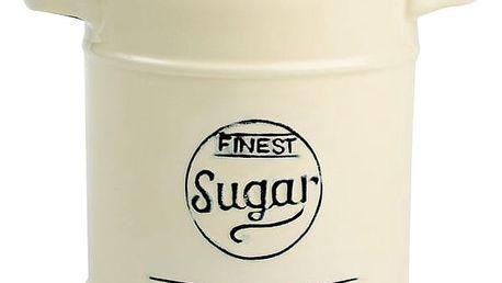 Krémová keramická dóza na cukr T&G Woodware Pride Of Place - doprava zdarma!
