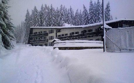 Zima/jaro v Horní Bečvě v Beskydech pro dva + polopenze, sauna