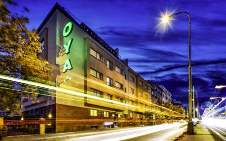 Praha se snídaněmi v elegantním hotelu