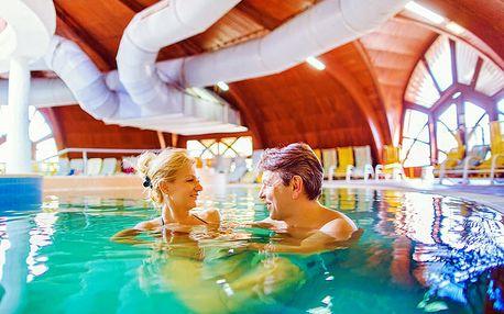 Oblíbený Zalakaros nedaleko Balatonu v nově otevřeném 4* Park Inn hotelu s termály a fitness neomezeně a polopenzí