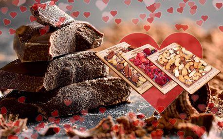 Oslaďte si život originální čokoládou s věnováním