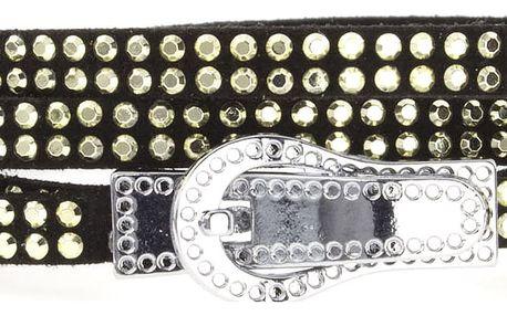 Fashion Icon Náramek pásky tenké s kamínky