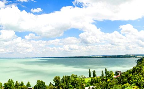 Akadémia Sporthotel****, 4* hotel u Balatonu s možností polopenze a wellness