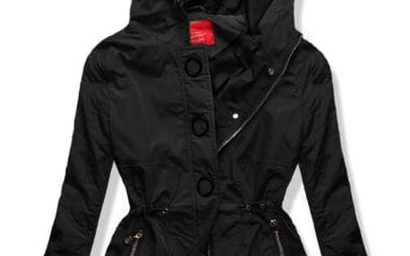 Dámská jarní/podzimní bunda Mia černá