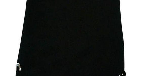 Šik v kuchyni pánská zástěra s otvírákem Born to Grill, 22,5 x 75 cm