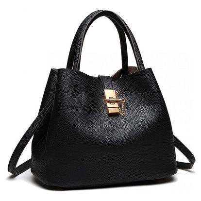 Dámská černá kabelka Karen 1816