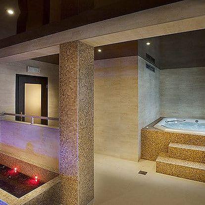 2–3denní nabitý wellness pobyt pro 2 s polopenzí v hotelu Millenium**** v Karlových Varech
