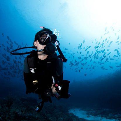 Ponor pro úplné začátečníky v jezeru Matylda. Čeká vás až 1,5 hod. ponor. Pro zájemce od 10 let.