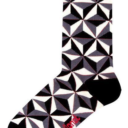 Ponožky Ballonet Socks Prism, velikost41–46