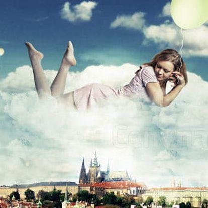 Příjemný pobyt v Praze pro dva ve 4* hotelu s výhledy na město. Celoročně!