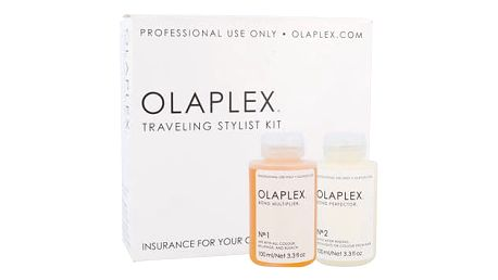 Olaplex Bond Multiplier No. 1 olej a sérum na vlasy dárková sada W - Bond Multiplier No. 1 100 ml + Bond Perfector No. 2 2 x 100 ml + Dosing Dispenser