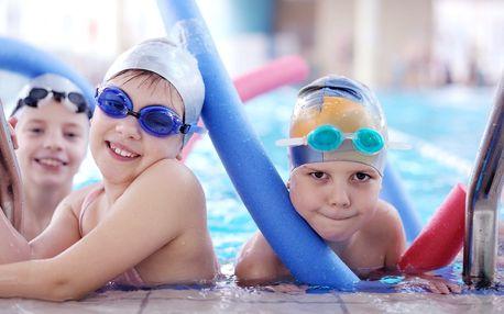 Kurzy plavání pro neplavce, děti i pokročilé
