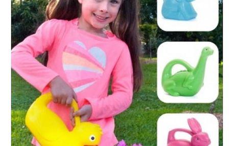 Plastová konvička pro děti Zvířátko