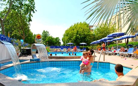 8–10denní Itálie, Emilia Romagna | Hotel Senior*** | Dítě zdarma | Bazén | Polopenze | Autobusem nebo vlastní doprava