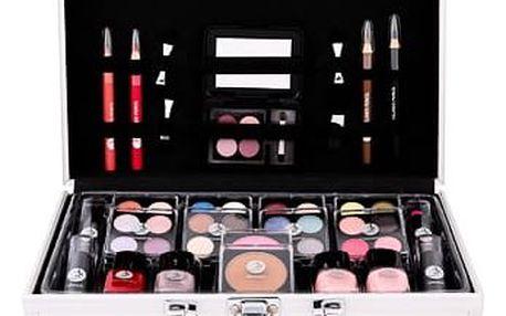 Makeup Trading Schmink Set Alu Case dárková sada pro ženy - Complet Make Up Palette Kazeta dekorativní kosmetiky