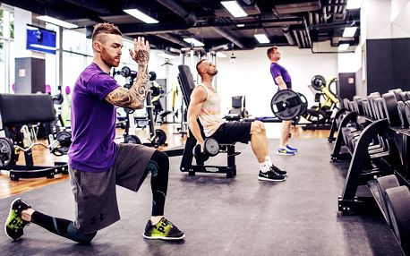 Měsíční VIP vstup do fitness FitUp vč. solária