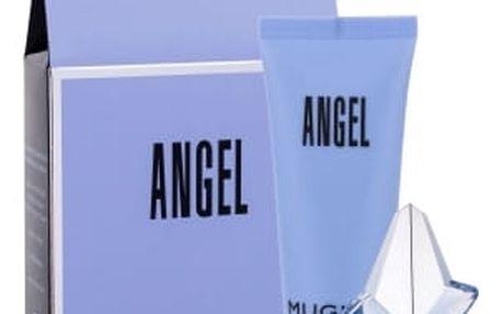 Thierry Mugler Angel dárková kazeta pro ženy parfémovaná voda 5 ml + tělové mléko 50 ml