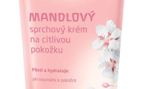 WELEDA Mandlový sprchový krém na citlivou pokožku 200 ml