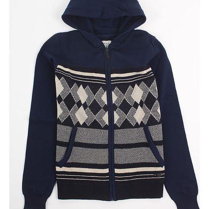 Svetr Replay UK1052 Knitwear Modrá