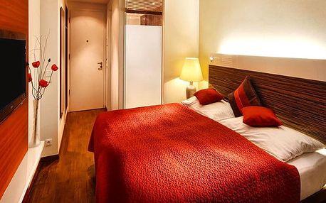 2–6denní luxusní pobyt pro 2 ve Wellness hotelu Green Paradise**** v Karlových Varech
