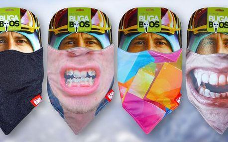 Obličejové zimní šátky BUGABOOS