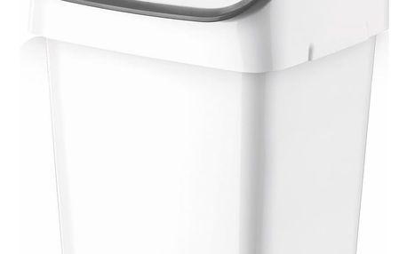 Tescoma Odpadkový koš CLEAN KIT 21 l, šedý