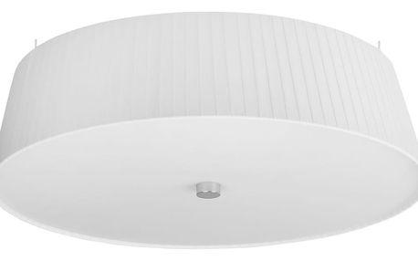 Bílé stropní svítidlo Sotto Luce KAMI,Ø45cm - doprava zdarma!