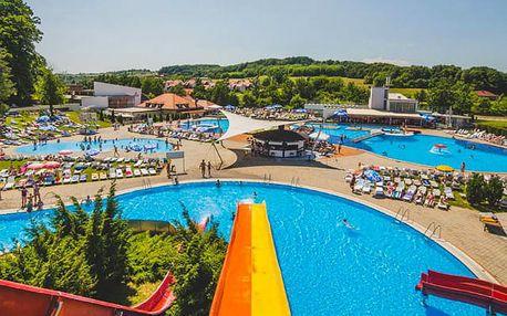 LifeClass Terme Sveti Martin - Apartments Regina****, Rodinné apartmány s polopenzí v chorvatských termálech