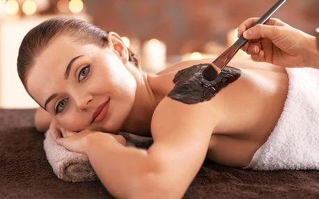 Masáž s vůní čokolády pro páry i jednotlivce