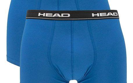 Pánské boxerky HEAD blue black L