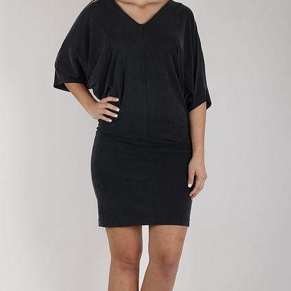 Šaty Replay W9779 Černá