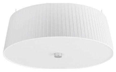 Bílé stropní svítidlo Sotto Luce KAMI,Ø36cm - doprava zdarma!