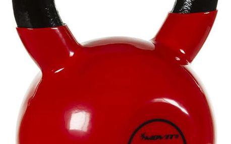 MOVIT Kettlebell 32905 Činka 18 kg s vinylovým potahem