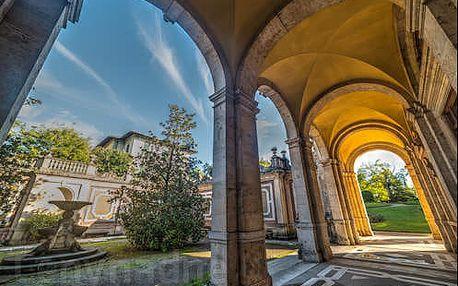 Pobyt v srdci Toskánska v největším lázeňském městečku Montecatini Terme