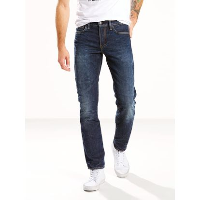 Džíny LEVI'S 511 Slim Fit Fang Modrá