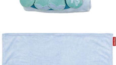 FISHER-PRICE Dětská deka – slon