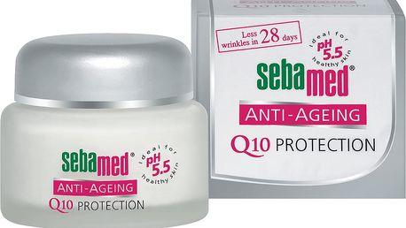 SEBAMED Anti-age krém proti vráskám s Q10, 50 ml