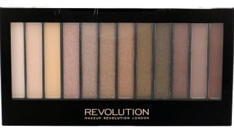 Makeup Revolution London Redemption Palette Iconic Dreams 14 g oční stín pro ženy
