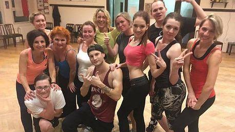 STREET DANCE pro mládež i dospělé - OSTRAVA - 5 lekcí