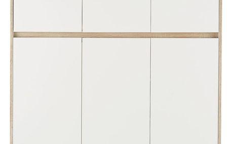 Komoda sideboard pluto, 118/103/48 cm