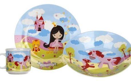 Banquet Little Princes 3dílná dětská sada
