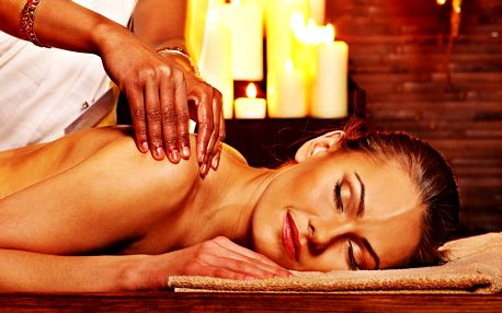 Exotická relaxace: hodinová masáž dle výběru