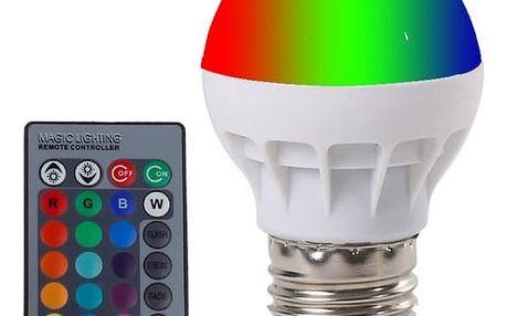 LED žárovka - 3 varianty