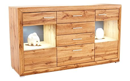 Komoda sideboard tizio, 179,4/86,8/41 cm
