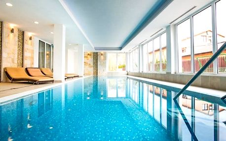Miskolc ve 4* hotelu s wellness