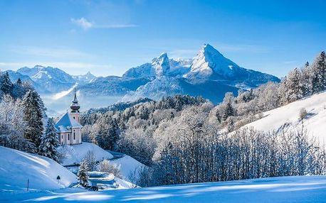 Bavorské Alpy se saunou