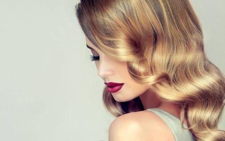Dámský střih s diagnostikou vlasů a stylingem